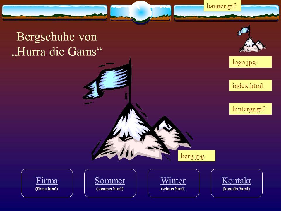 "Bergschuhe von ""Hurra die Gams"