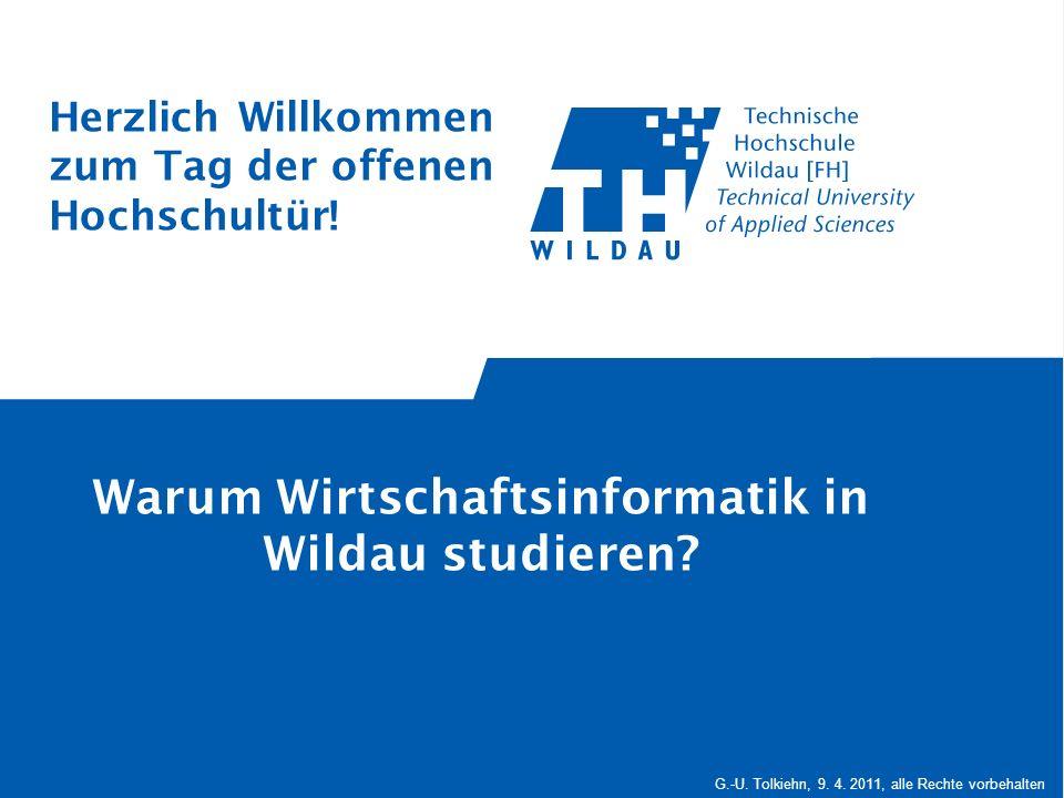 Warum Wirtschaftsinformatik in Wildau studieren