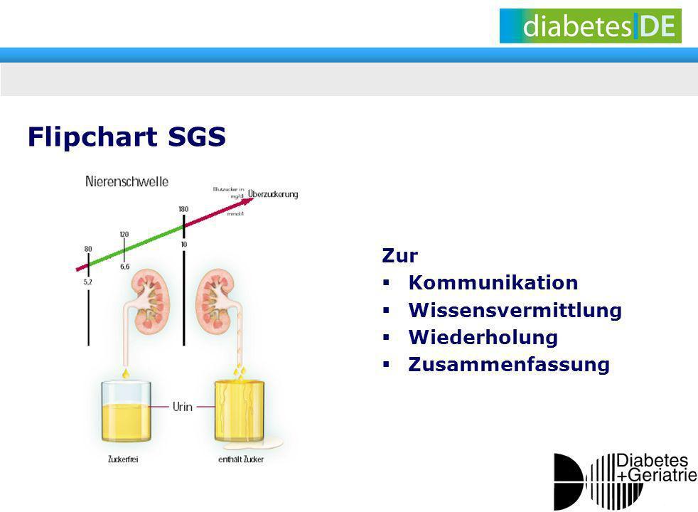 Flipchart SGS Zur Kommunikation Wissensvermittlung Wiederholung