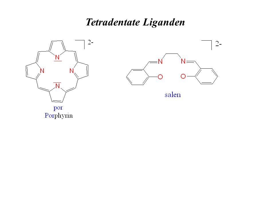 Tetradentate Liganden