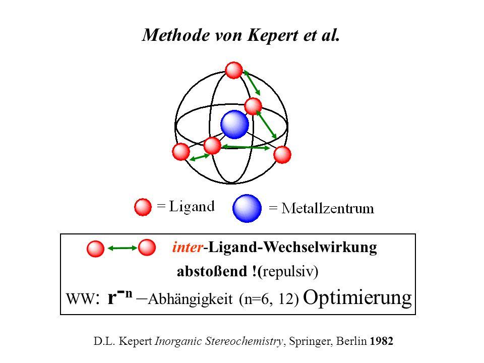 Methode von Kepert et al.