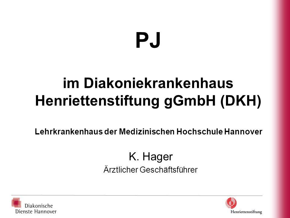 K. Hager Ärztlicher Geschäftsführer