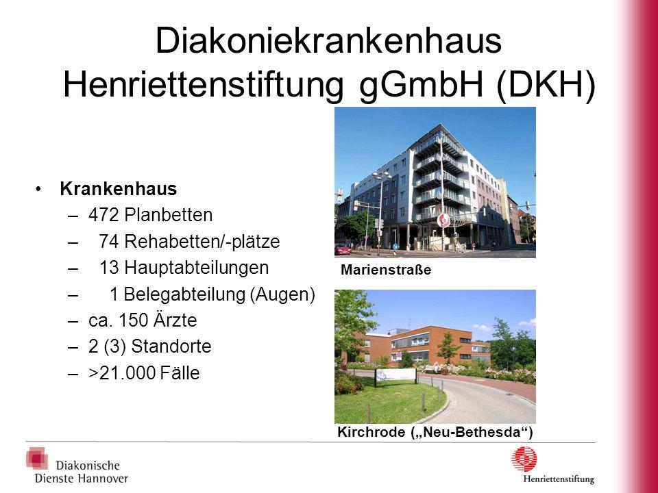 Diakoniekrankenhaus Henriettenstiftung gGmbH (DKH)