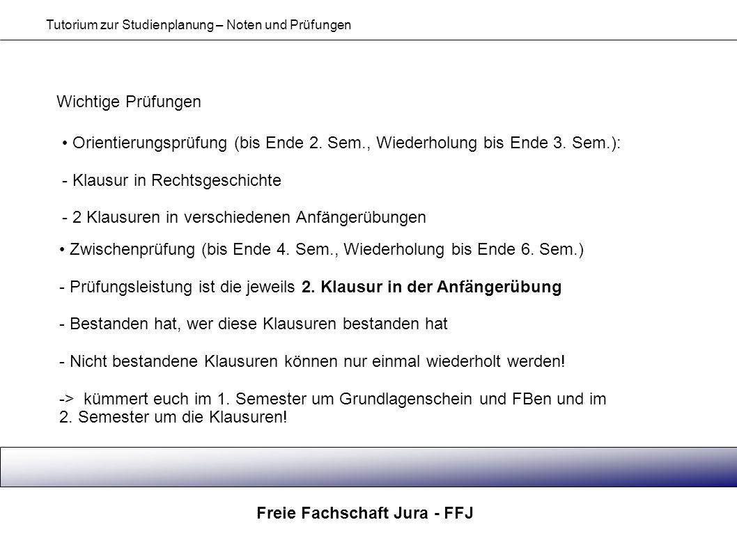- Klausur in Rechtsgeschichte
