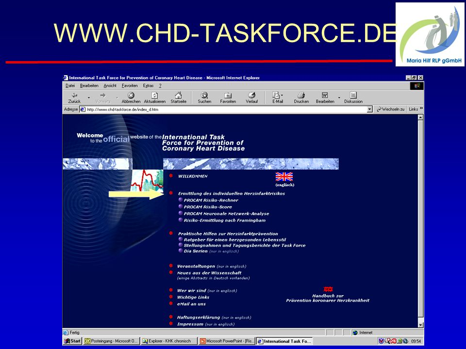 WWW.CHD-TASKFORCE.DE