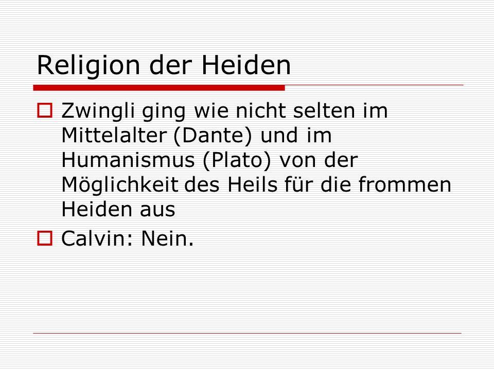 Religion der Heiden