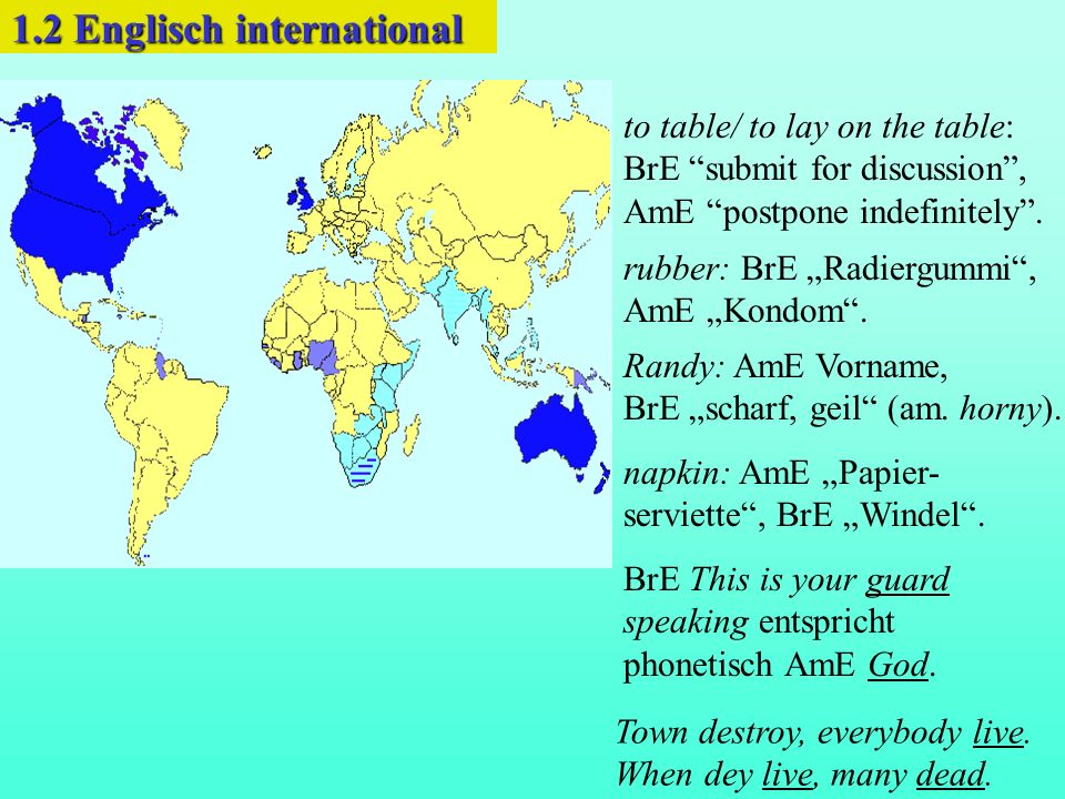1.2 Englisch international