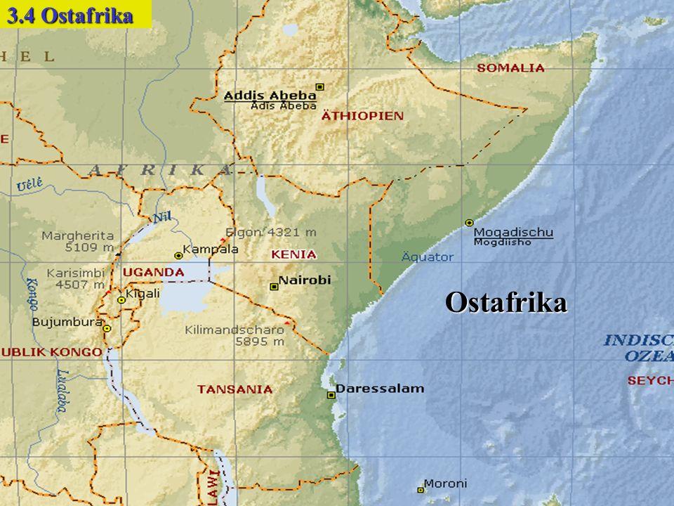 3.4 Ostafrika Ostafrika