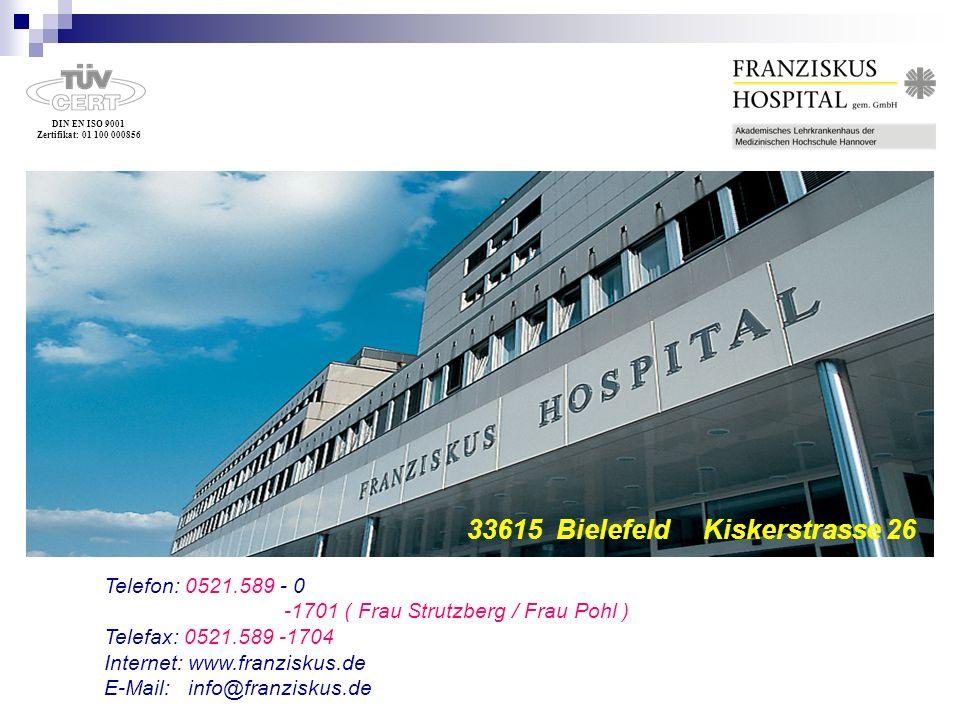 33615 Bielefeld Kiskerstr 26 33615 Bielefeld Kiskerstrasse 26