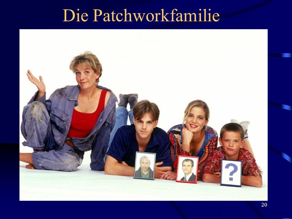 Die Patchworkfamilie