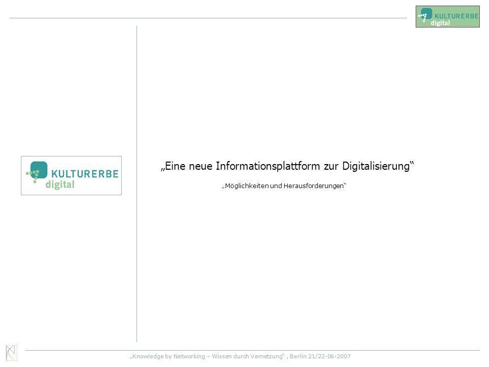 """""""Eine neue Informationsplattform zur Digitalisierung"""