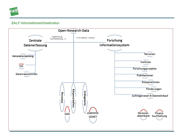 Auftragswesen & Dateneinkauf