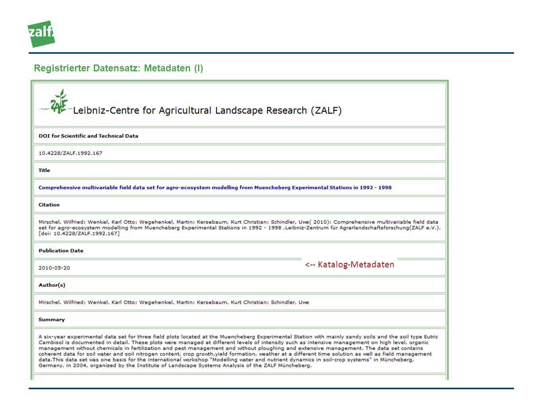 <-- Katalog-Metadaten