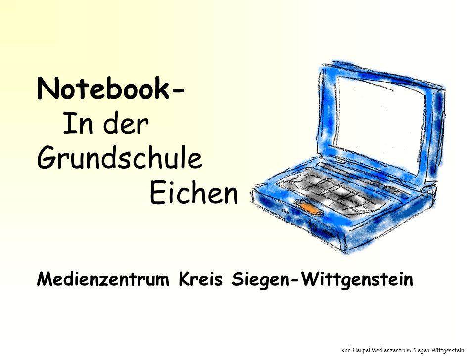 Notebook- In der Grundschule Eichen