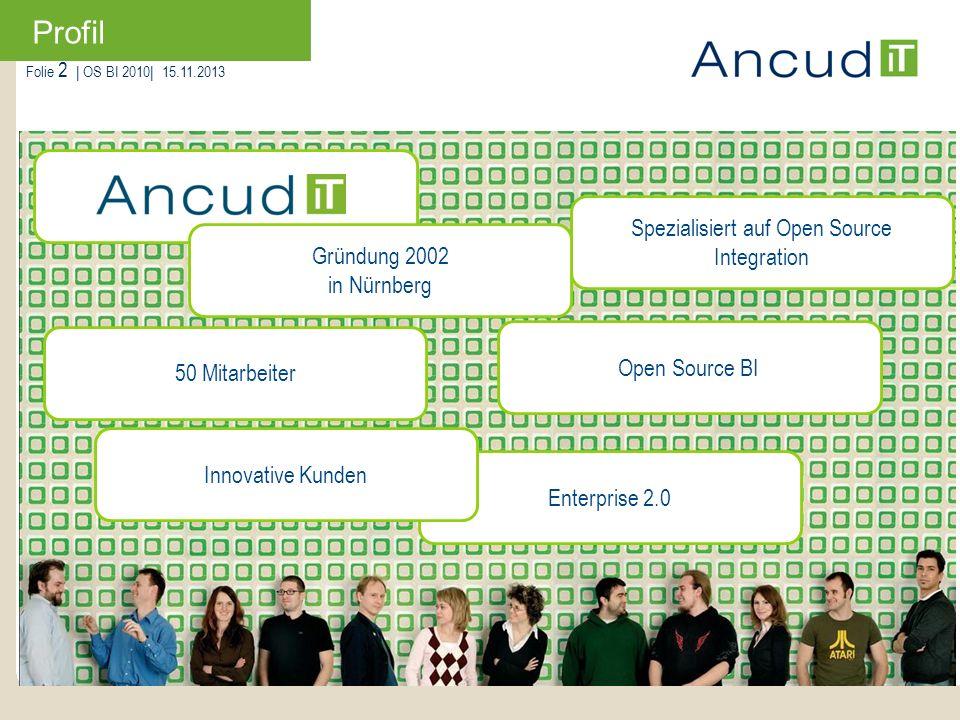 Spezialisiert auf Open Source