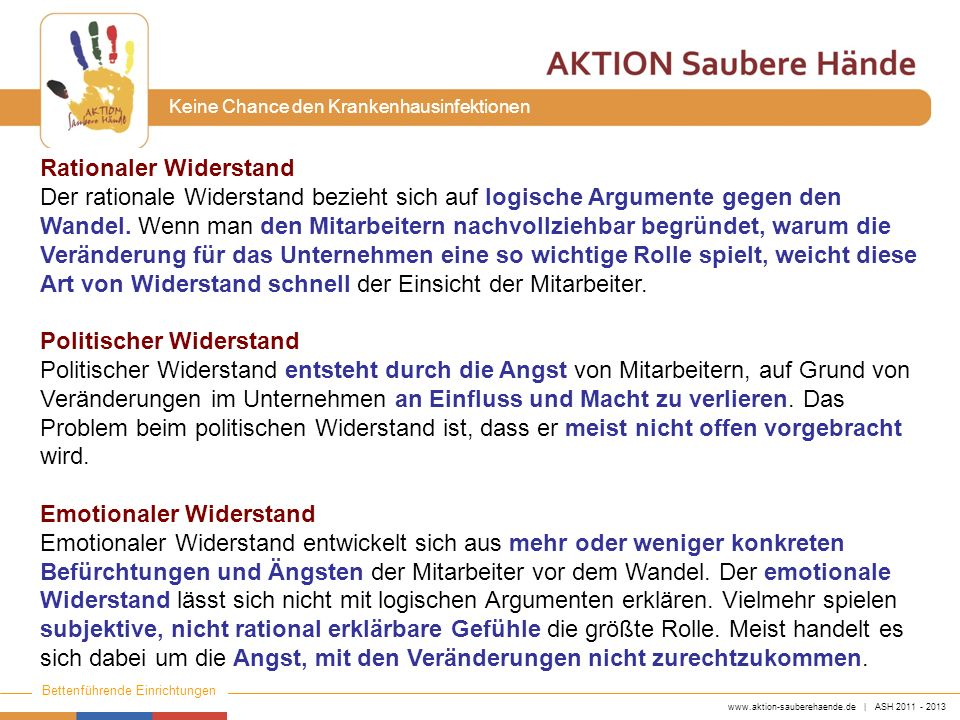 Rationaler Widerstand