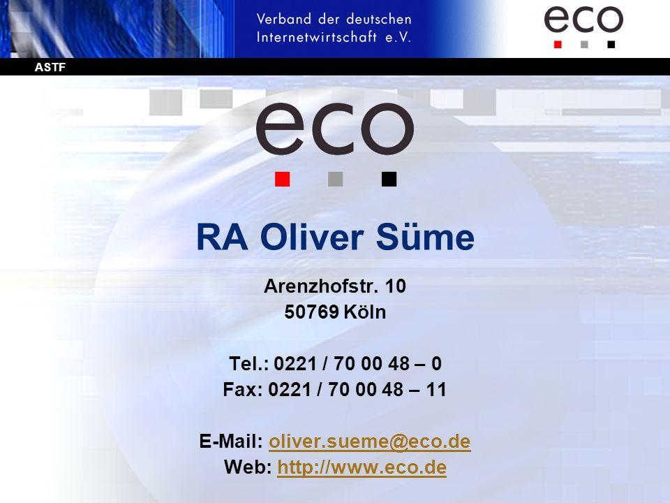 E-Mail: oliver.sueme@eco.de