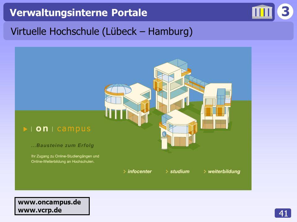 Virtuelle Hochschule (Lübeck – Hamburg)