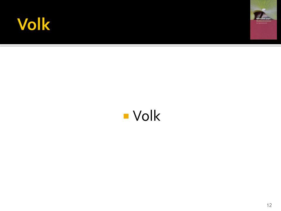 Volk Volk