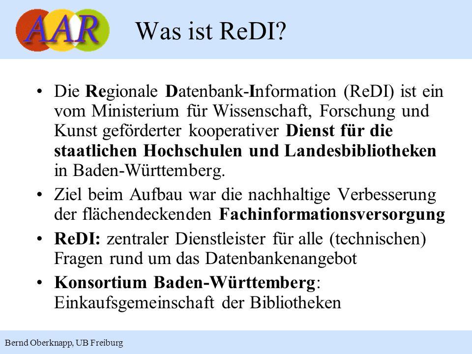 Was ist ReDI