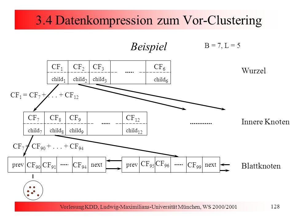 3.1 Distanzfunktionen Andere Distanzfunktionen
