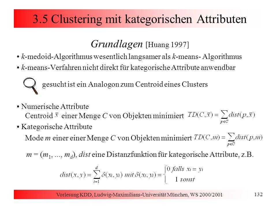 3.1 Typen von Clustering-Verfahren