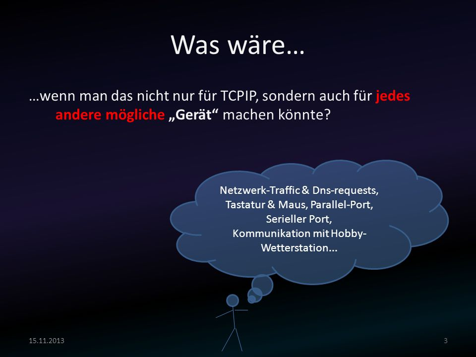 Netzwerk-Traffic & Dns-requests,