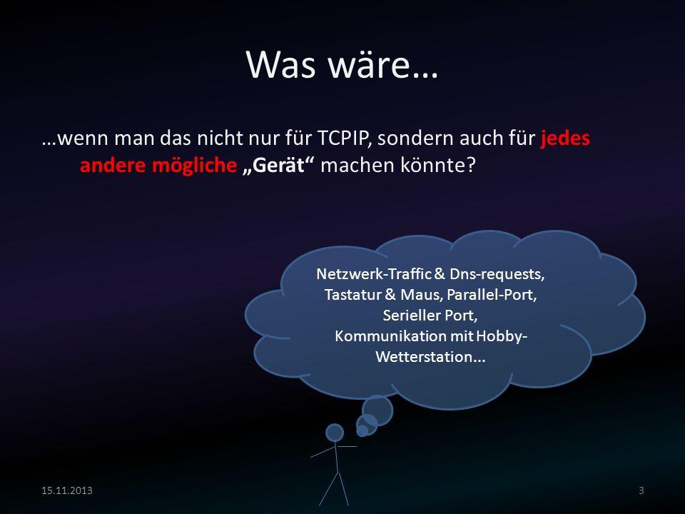 Netzwerk-Traffic & Dns-requests,