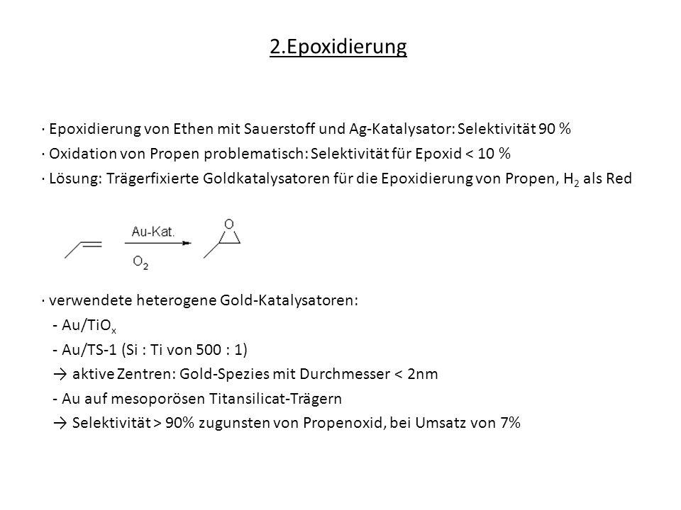 2.Epoxidierung