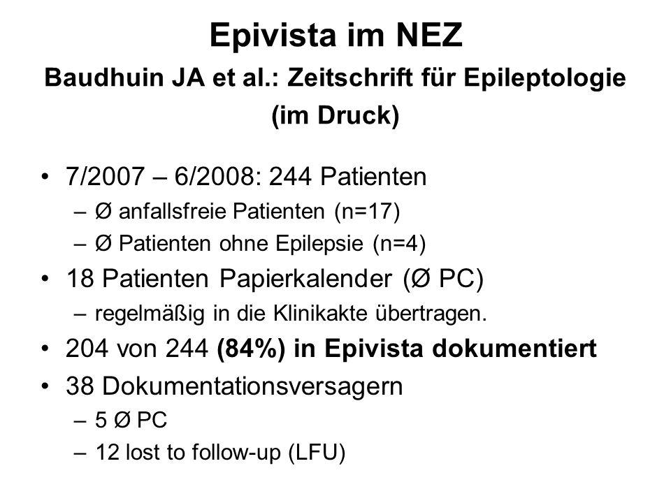 Epivista im NEZ Baudhuin JA et al