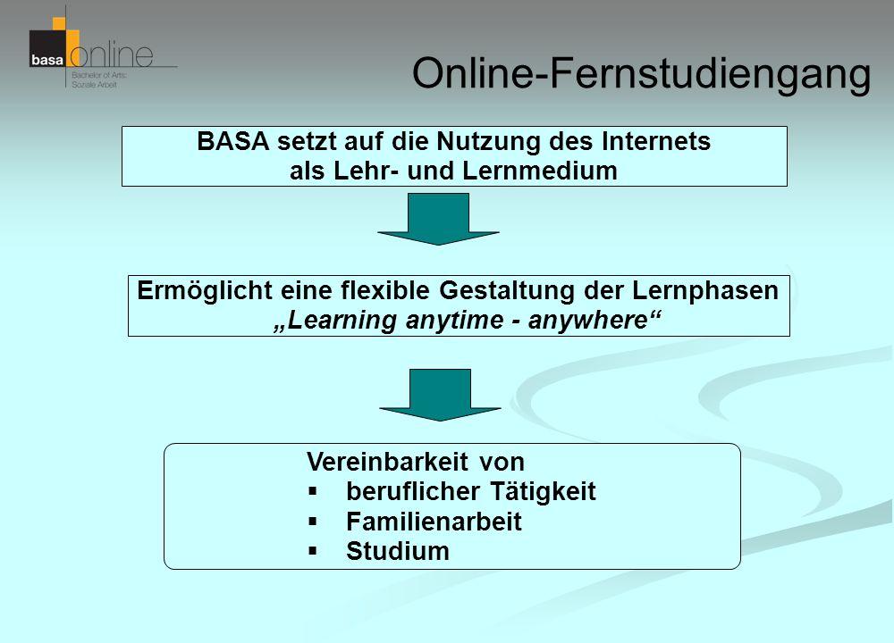 Online-Fernstudiengang