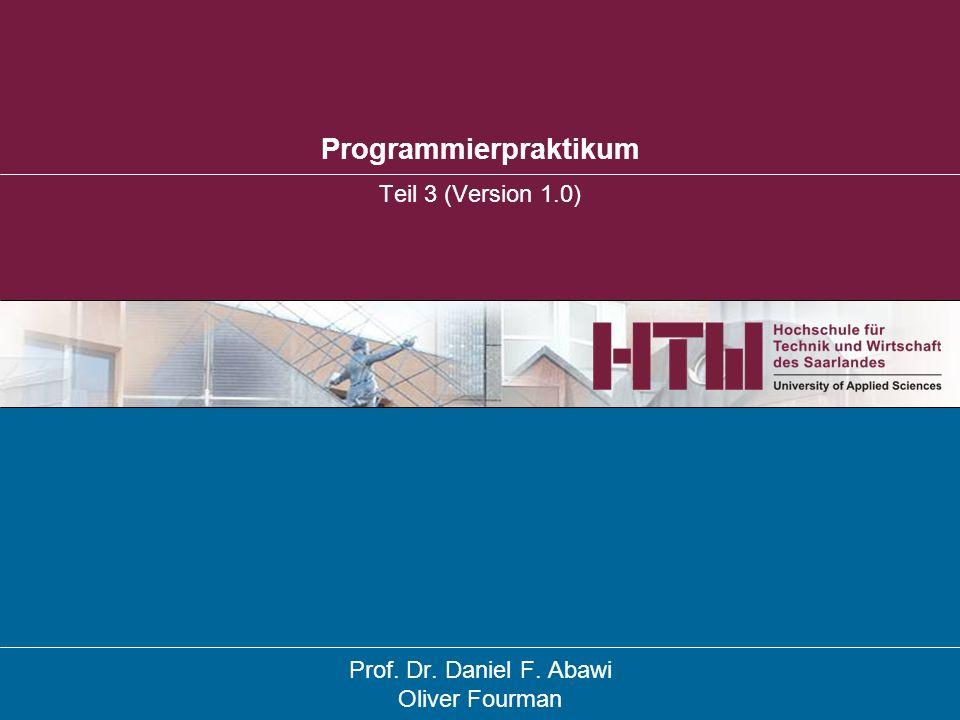 Programmierpraktikum