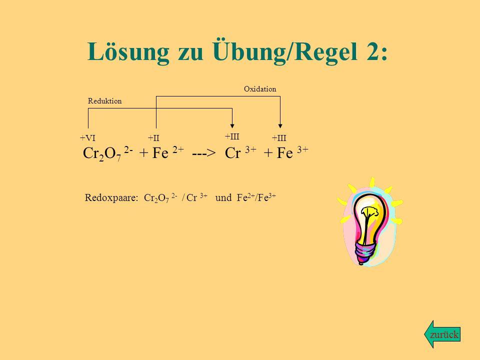 Lösung zu Übung/Regel 2: