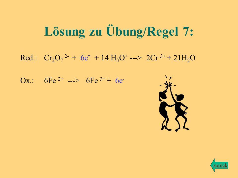 Lösung zu Übung/Regel 7: