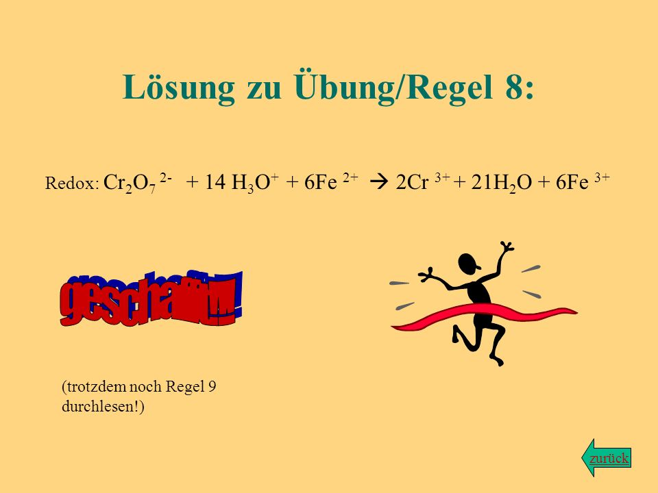 Lösung zu Übung/Regel 8: