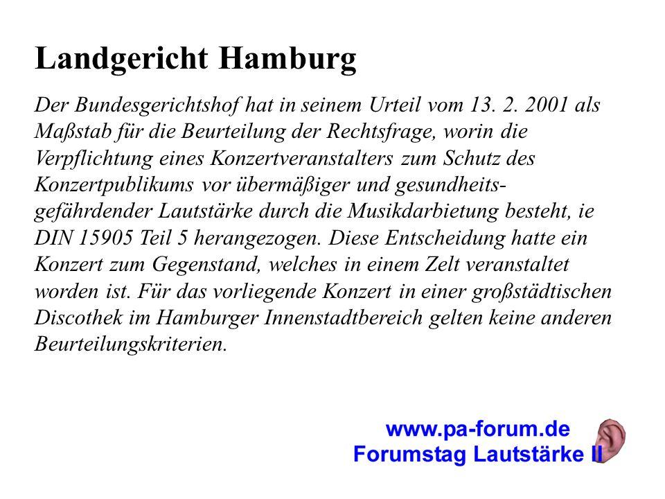 Landgericht Hamburg
