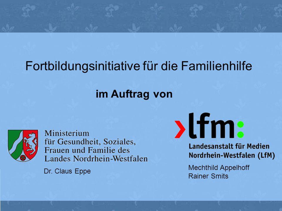 Fortbildungsinitiative für die Familienhilfe