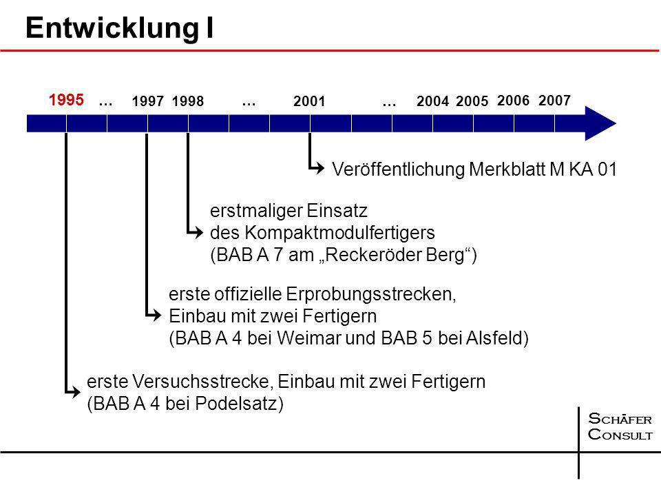 Entwicklung I Veröffentlichung Merkblatt M KA 01