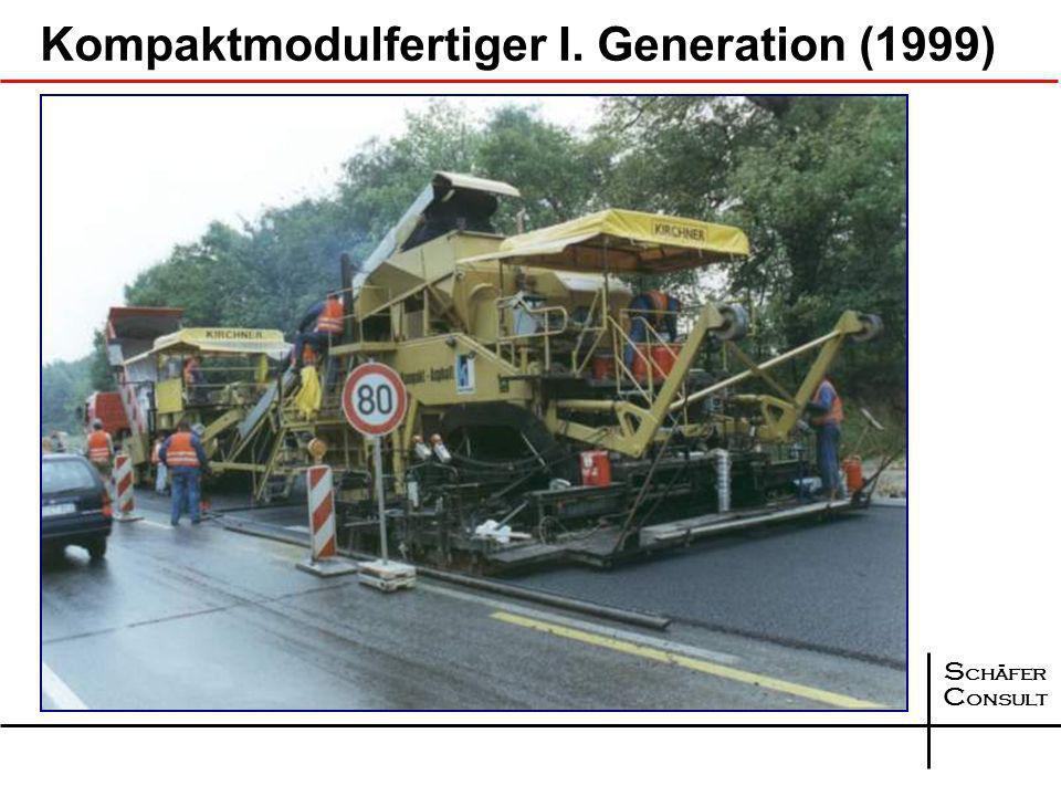 Kompaktmodulfertiger I. Generation (1999)