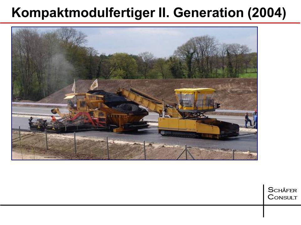 Kompaktmodulfertiger II. Generation (2004)
