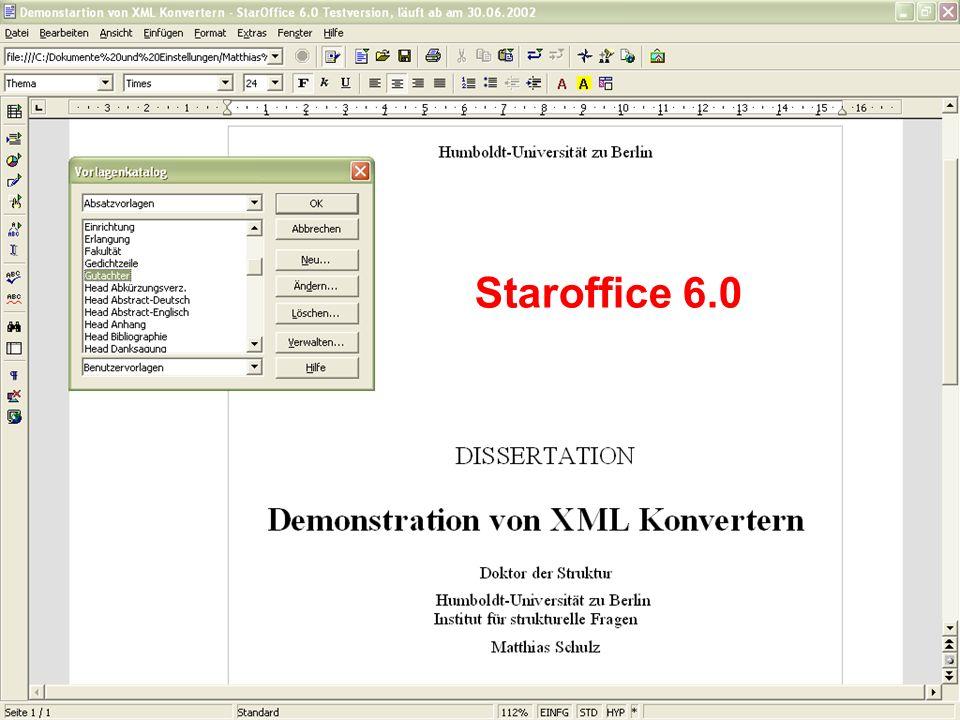 Staroffice 6.0