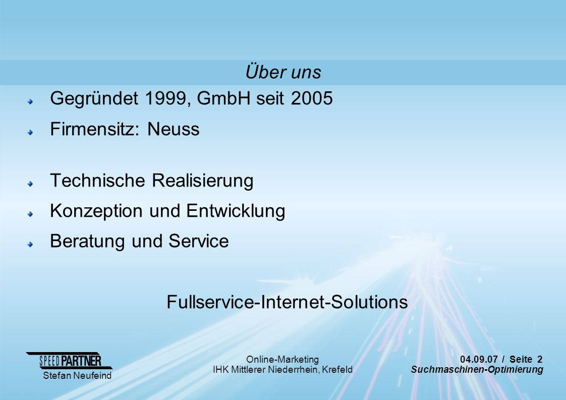 Fullservice-Internet-Solutions