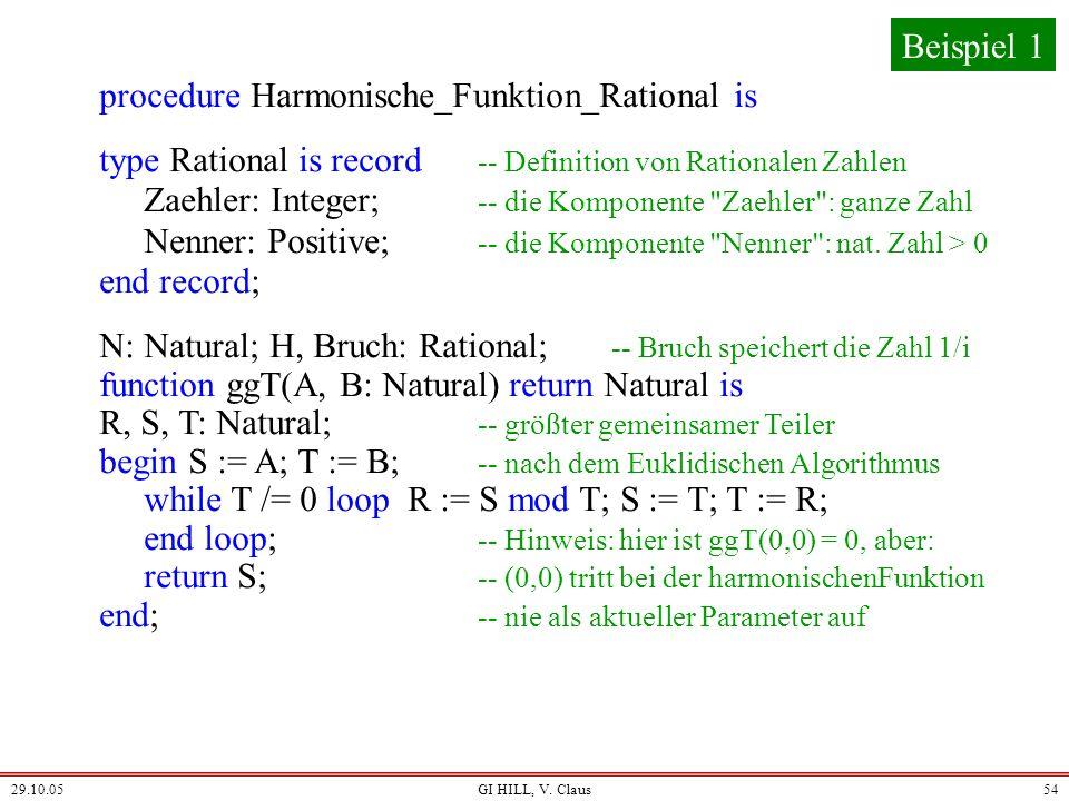 procedure Harmonische_Funktion_Rational is