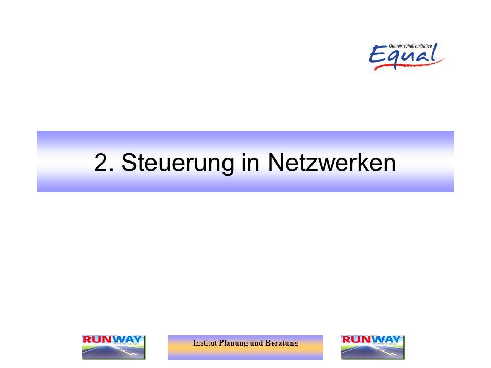 2. Steuerung in Netzwerken