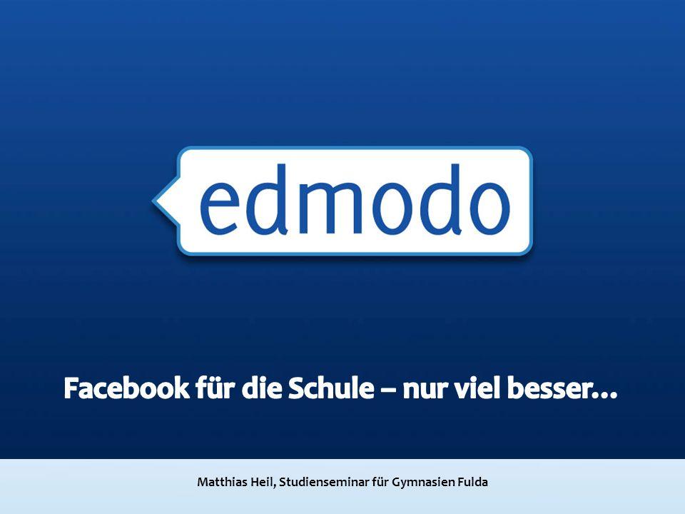 Facebook für die Schule – nur viel besser…