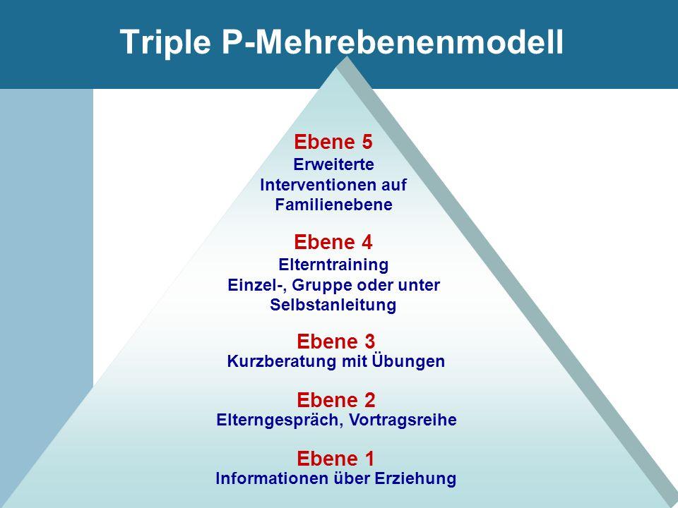 Triple P-Mehrebenenmodell