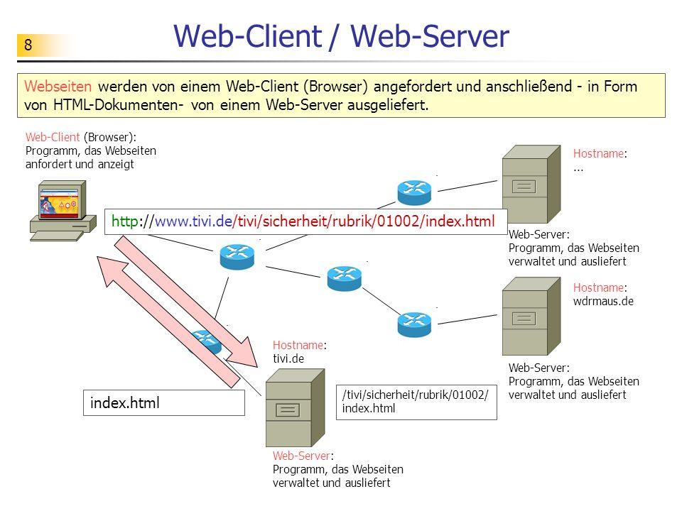 Web-Client / Web-Server