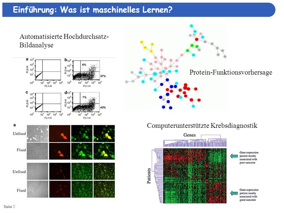 Einführung: Was ist maschinelles Lernen