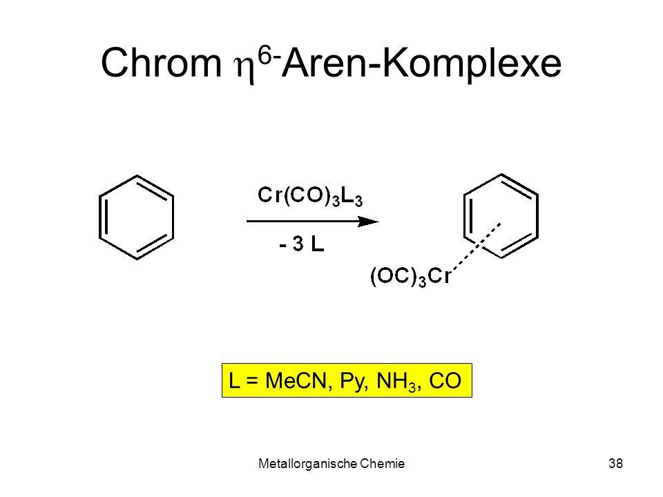 Chrom h6-Aren-Komplexe