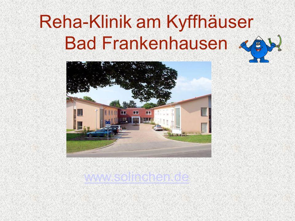 Reha-Klinik am Kyffhäuser Bad Frankenhausen